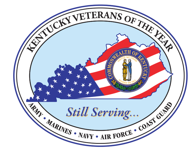 The Kentucky Veterans of the Year